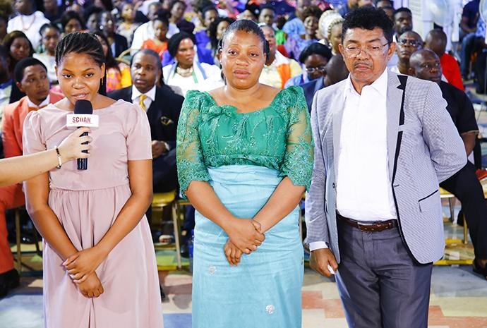 MISS DIAMANTE ENGAN NCHAMA &FAMILY