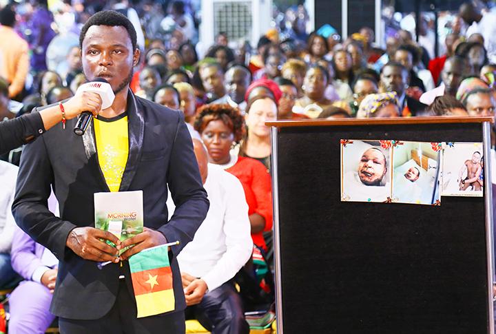 Mr. Mbangsi Emile Suzeh {Severe Fire Burn Injure A.W} (3)