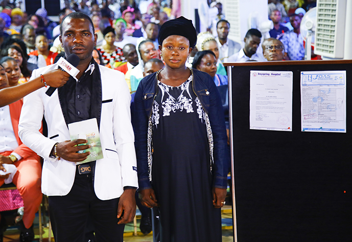 MR & MRS ADEPILA JOSEPH 1