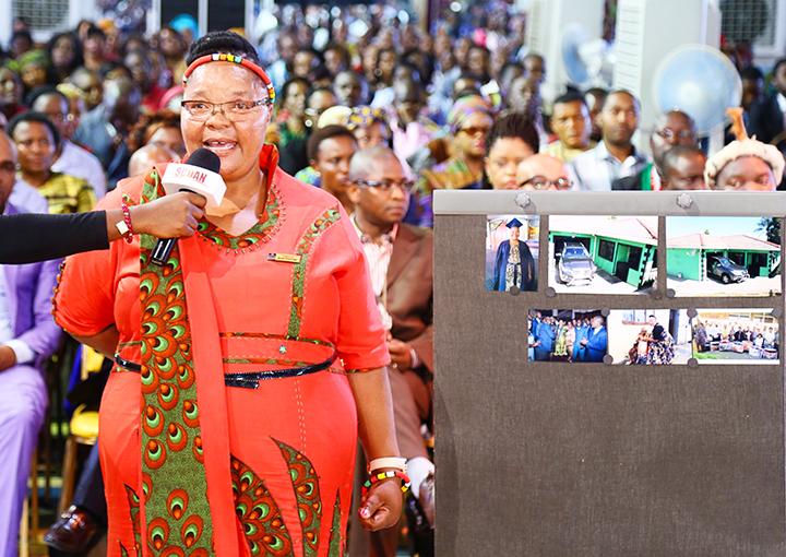Mrs. Hleziphi Doreen Goge {councillor & treasurer of ANC women's League - S.A} (1)