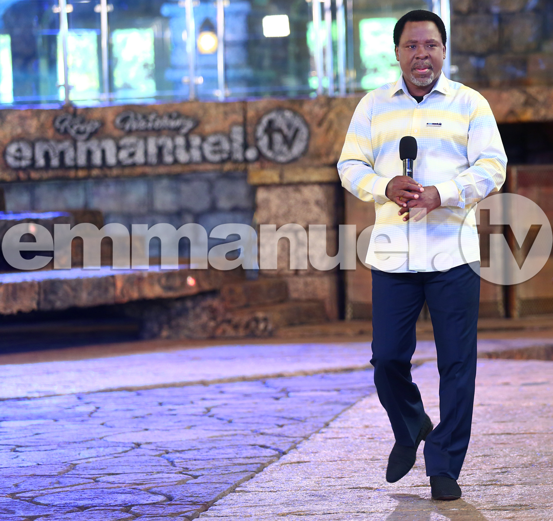 THE TRANSFORMING POWER OF GOD IN ACTION