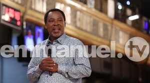 PROPHET T.B. JOSHUA'S MESSAGE TO BAYELSA GOVERNOR-ELECT DAVID LYON