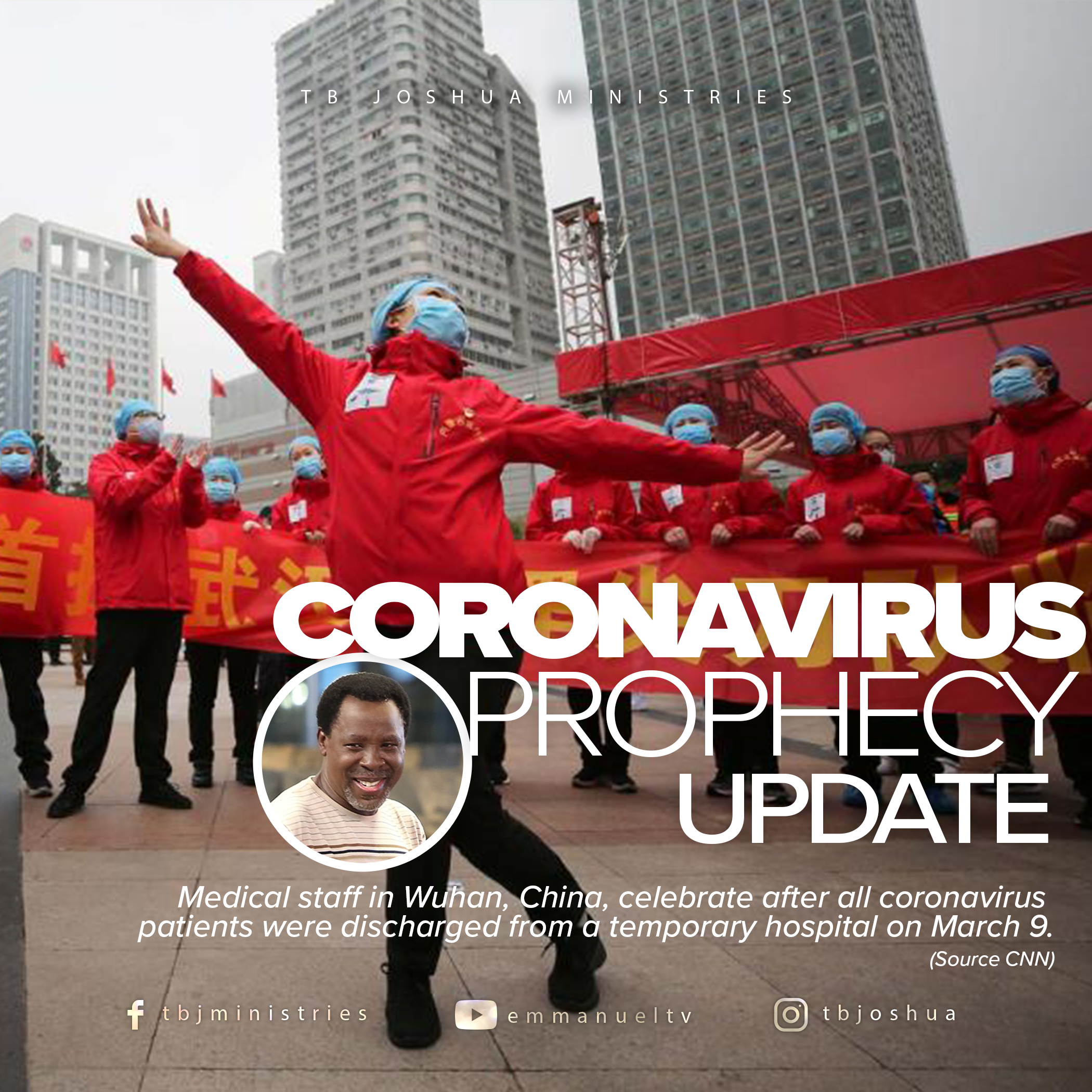 CORONAVIRUS PROPHECY UPDATE:
