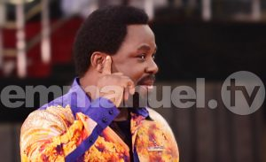 """THE PRICE OF OIL WILL DROP DRASTICALLY!"" – PROPHET T.B. JOSHUA"