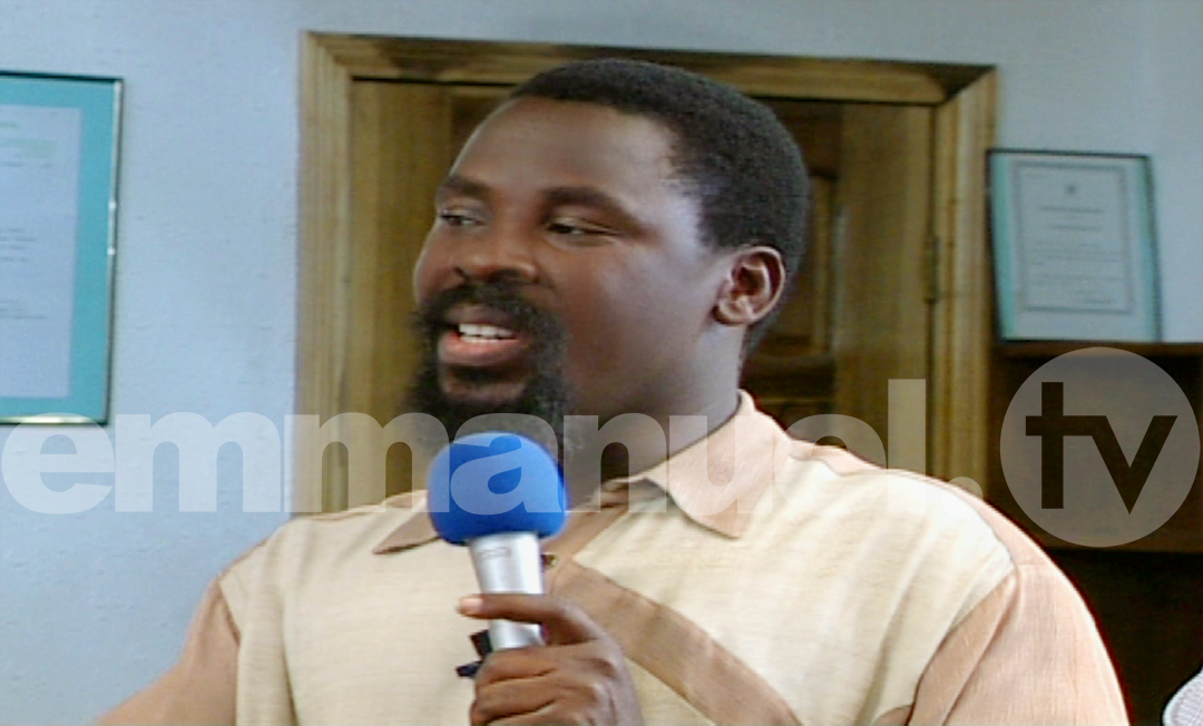 AN EXCLUSIVE INTERVIEW FROM THE BEGINNING OF T.B. JOSHUA'S MINISTRY – AIRED ON TBN EUROPE