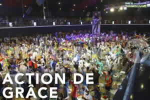 CÉLÉBRATION DE LA VIE ET DE L'HÉRITAGE DU PROPHÈTE T.B. JOSHUA (12 JUIN 1963 – 5 JUIN 2021) : SERVICE D'ACTION DE GRÂCE