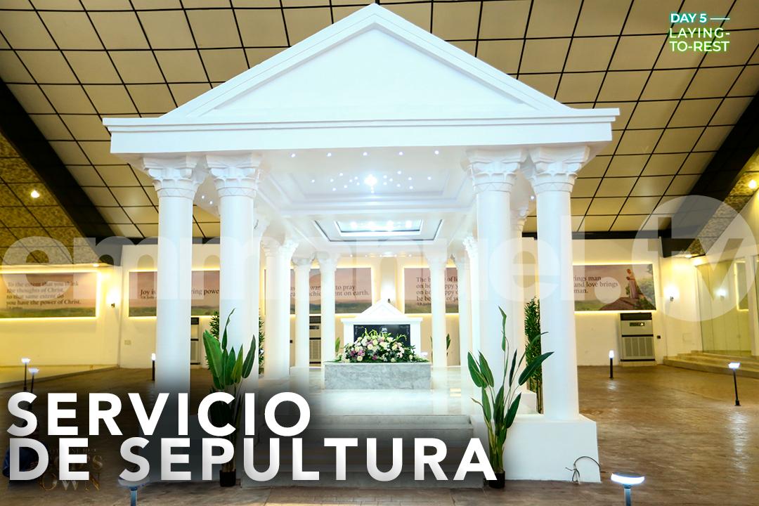 CELEBRACIÓN DE LA VIDA Y LEGADO DEL PROFETA T.B. JOSHUA (12 DE JUNIO 1963 – 5 DE JUNIO 2021): SERVICIO DE SEPULTURA