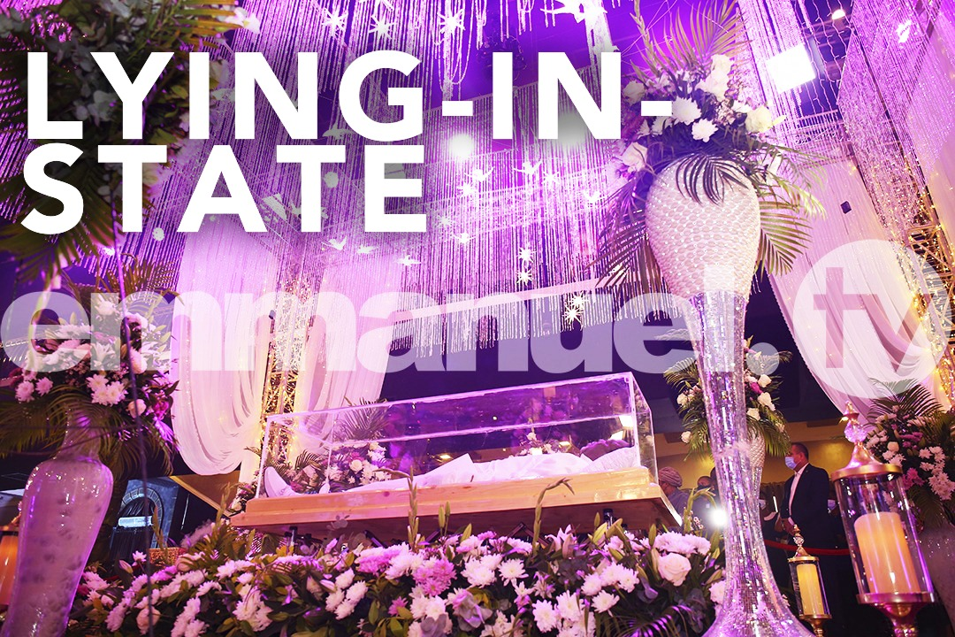 CELEBRATING THE LIFE AND LEGACY OF PROPHET T.B. JOSHUA(12 JUNE 1963 – 5 JUNE 2021): LYING-IN-STATE